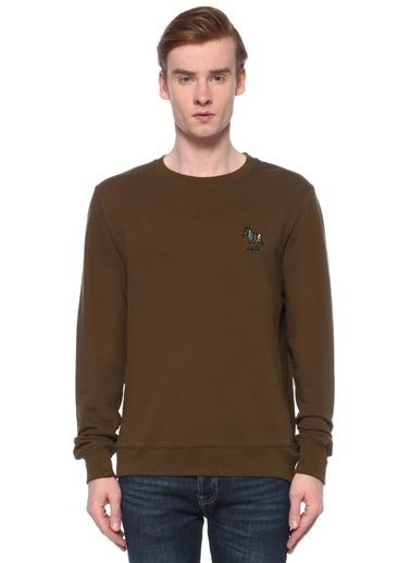PS by Paul Smith Sweatshirt Haki